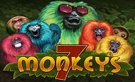 7 Monkeys UK Slot Game