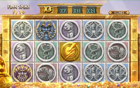 UK Slot Games Free Spins