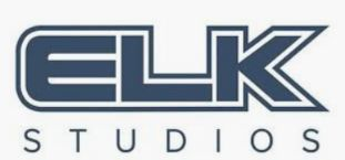 ELK Studios developer logo