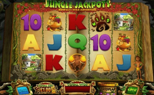 Jungle Jackpots UK Slots