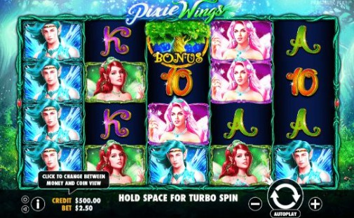 Pixie Wings Slot