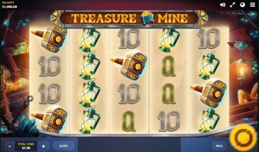Treasure Mine Slot