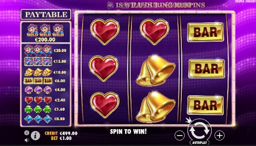 Triple Jokers uk slot game