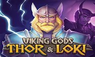 Viking Gods Thor and Loki Slot Game