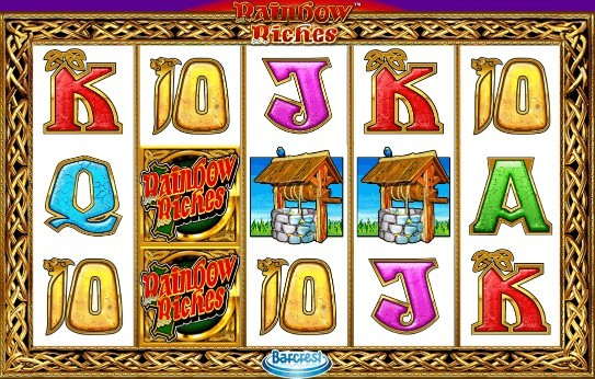 rainbow riches uk slot game